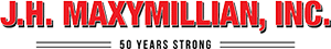 J.H. Maxymillian, Inc. Logo